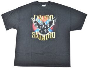 Vintage Lynyrd Skynyrd 2000 Tour Shirt Size X-Large(wide)