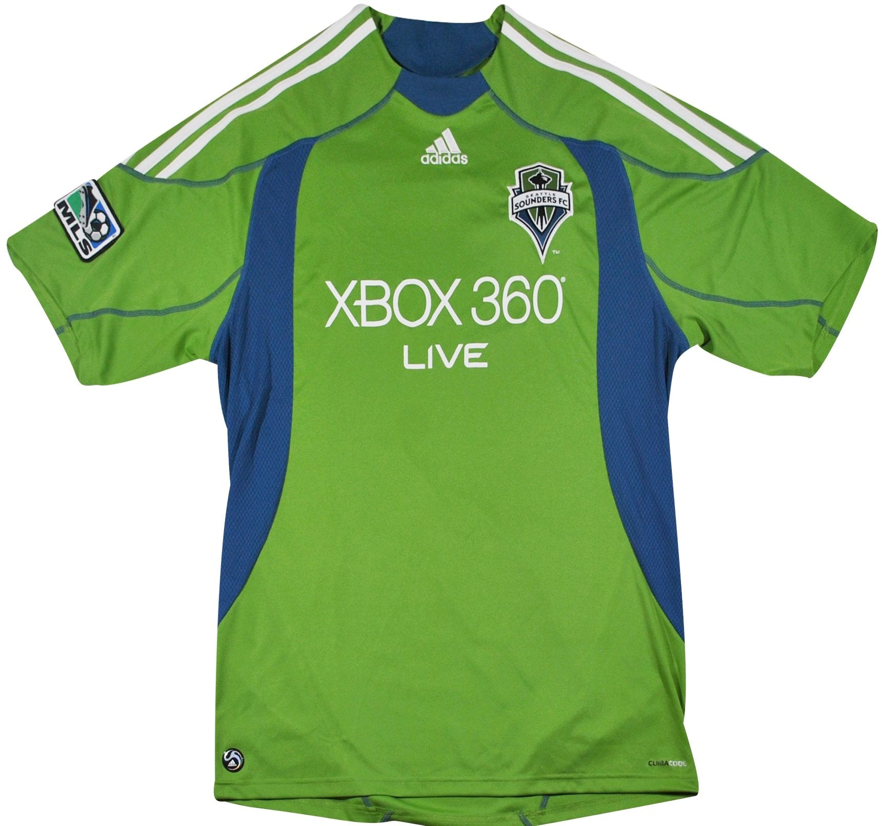 new product b9d7e 48246 Vintage Seattle Sounders MLS Jersey Size X-Large ...