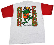 Vintage Senior Frogs 1992 Puerto Rico Shirt Size Medium