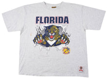 Vintage Florida Panthers Shirt Size X-Large