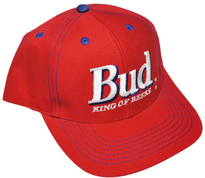 Vintage Bud King of Beers Snapback