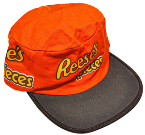 Vintage Reese's Pieces Painter Hat