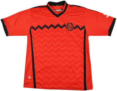Vintage 2014 World Cup Mexico Jersey Size X-Large