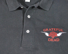 Vintage Grateful Dead 1991 Polo Size Medium