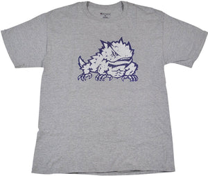 Vintage TCU Horn Frogs Shirt Size Medium