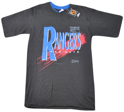 Vintage New York Rangers 1990 Shirt Size Small