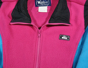 Vintage Women's Woolrich Fleece Size Large