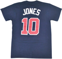 Vintage Atlanta Braves Chipper Jones Shirt Size Small