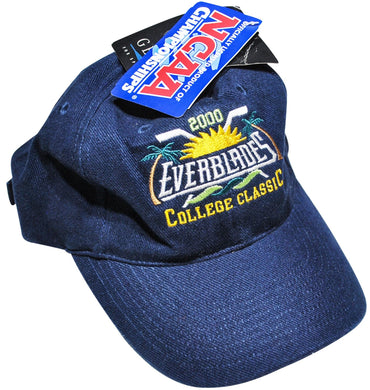 Vintage 2000 Everblades College Classics NCAA Hockey Strap Hat