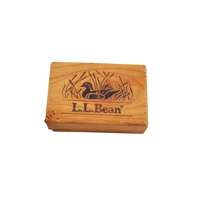 Vintage L.L. Bean Wooden Blocks(3 inches)