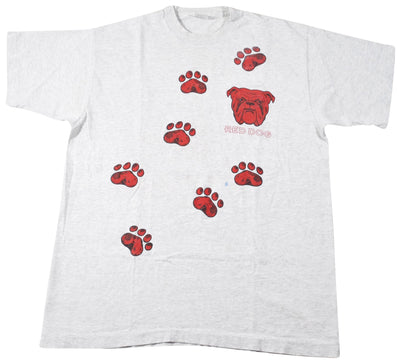Vintage Red Dog Beer Shirt Size X-Large