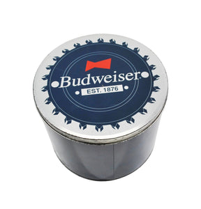 Vintage Budweiser Tin Can