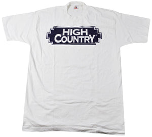 Vintage High Country Moist Snuff Shirt Size X-Large(tall)