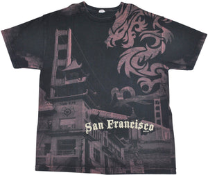 Vintage San Francisco ACME State Shirt Size X-Large