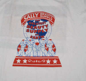 Vintage Sally Beauty Supply African Royale Shirt Size X-Large
