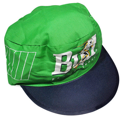 Vintage Bud Pro Football Painter Strap Hat