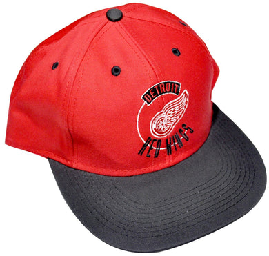 Vintage Detroit Red Wings Snapback