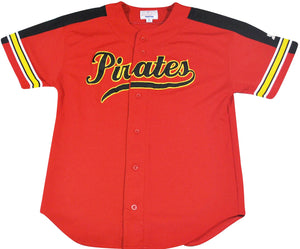 Vintage Pittsburgh Pirates Starter Jersey Size Medium