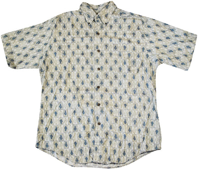 Vintage Woolrich Button Shirt Size Large