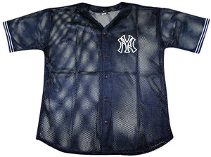 df2b0e10d Vintage New York Yankees Practice Jersey Size X-Large