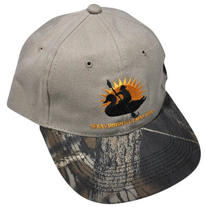 Vintage Texas Wildlife Expo 2000 Strap Hat