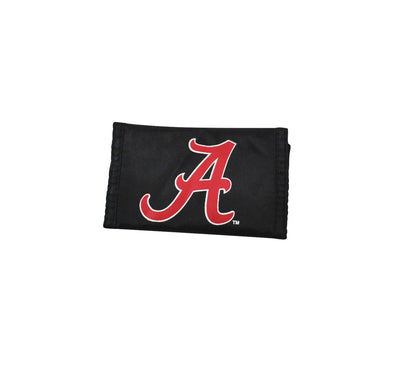 Vintage Alabama Crimson Tide Velcro Wallet