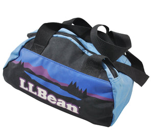 Vintage L.L. Bean Mini Duffle Bag(1 ft)