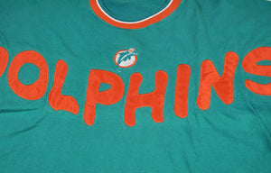 Vintage Miami Dolphins Shirt Size Large