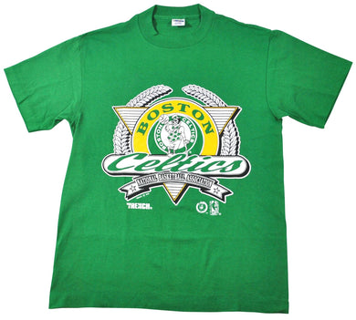 Vintage Boston Celtics 1992 Shirt Size Medium