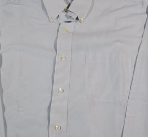 Vintage Brooks Brothers Button Shirt Size Large 16 1/2, 34