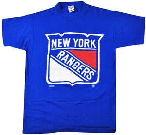 Vintage New York Rangers 1992 Shirt Size X-Large