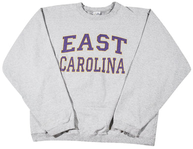 Vintage East Carolina Pirates Sweatshirt Size Large(wide)