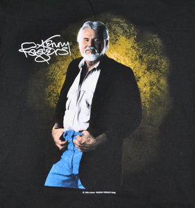 Vintage Kenny Rogers 1989 Shirt Size Medium