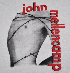 Vintage John Mellencamp 1994 Dance Naked Tour Shirt Size X-Large