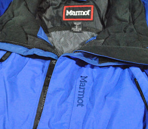 Vintage Marmot Heavy Jacket Size Large