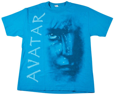 Vintage Avatar 2009 All Life Is Connected Movie Shirt Size Large