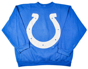 Vintage Indianapolis Colts 1995 Sweatshirt Size X-Large