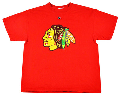 Vintage Chicago Blackhawks Patrick Kane Shirt Size X-Large