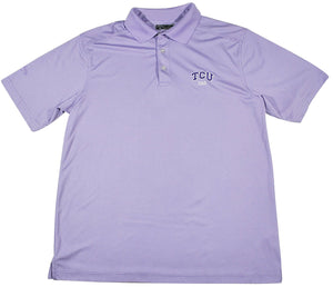 Vintage TCU Horn Frogs Dad Callaway Polo Size Medium