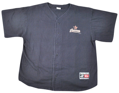 Vintage Houston Astros 2000 Jersey Shirt Size X-Large