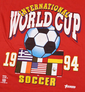 Vintage World Cup 1994 Shirt Size Medium