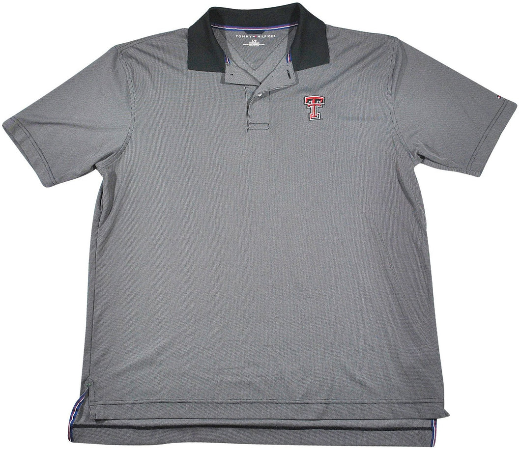 Vintage Texas Tech Red Raiders Tommy Hilfiger Polo Size Large