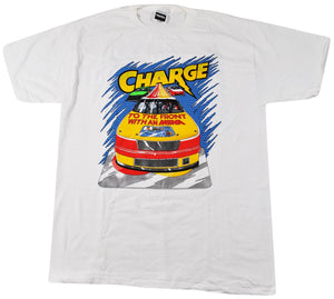 Vintage Charge Winston Cup NASCAR Racing Shirt Size X-Large