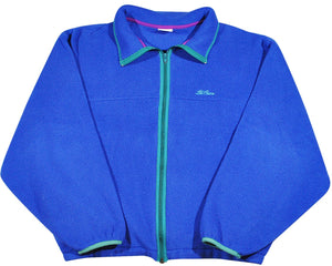 Vintage L.L. Bean Fleece Size X-Large(wide)