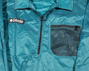 Vintage Columbia Packable Jacket Size Small