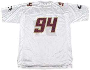 Vintage Boston College Eagles Jersey Size X-Large