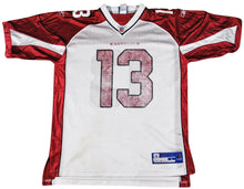 Vintage Arizona Cardinals Kurt Warner Jersey Size Large