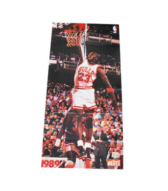 Vintage Chicago Bulls Michael Jordan Wheaties Posters(3)