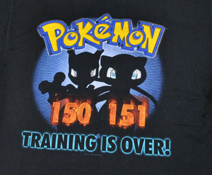 Vintage Pokemon 1999 Shirt Size X-Small