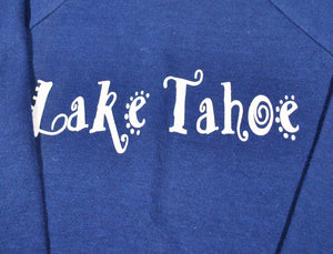 Vintage Lake Tahoe Sweatshirt Size Small